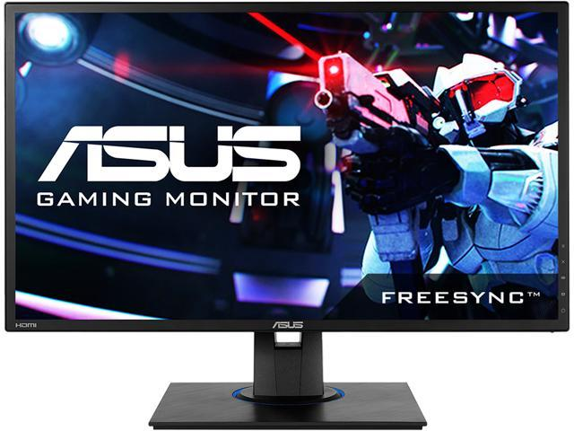 ASUS VG245H Black 24 1ms (GTG) Widescreen Dual HDMI EyeCare Console Gaming Monitor