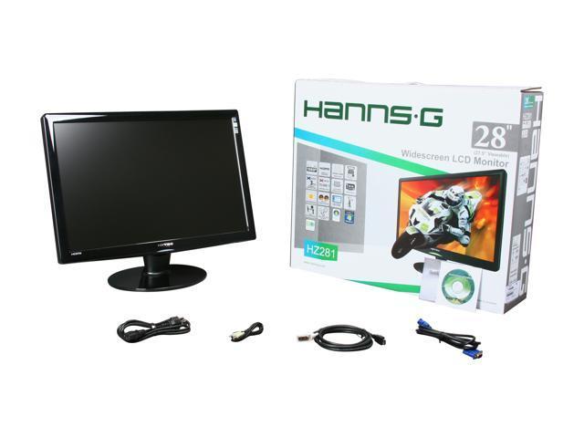 HANNS G HZ281 DRIVERS FOR WINDOWS 10