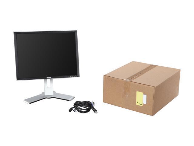 "VGA USB Cable Dell UltraSharp 2001FP 20/"" LCD Monitor OEM Power Adapter DVI"