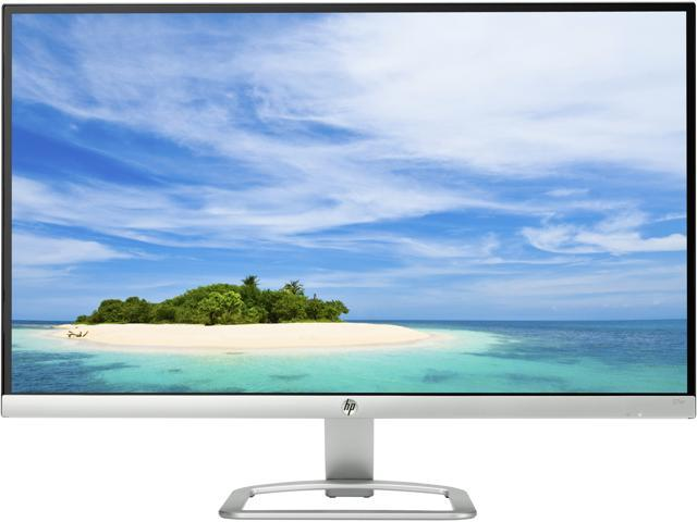 HP 27ER Frameless Silver/White 27