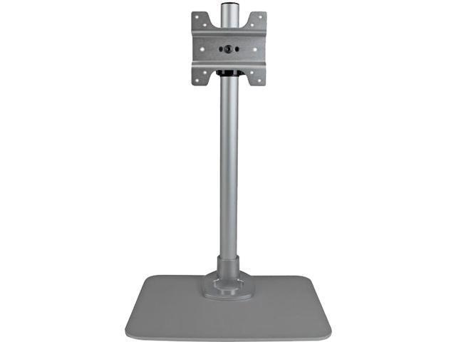 Startech Armpivstnd Single Monitor Stand Silver Vesa Mount Arm Desk