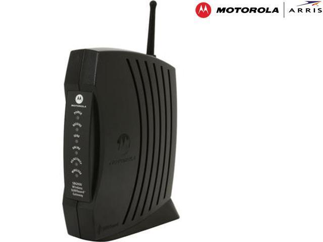 motorola sbg900 surfboard wireless cable modem gateway 38mbps rh newegg com iPad Manual Instruction Manual