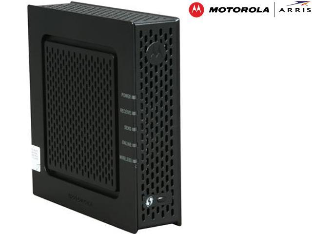 Arris Motorola Surfboard Sbg6580 Docsis 3 0 N300 Cable Modem Wifi Router