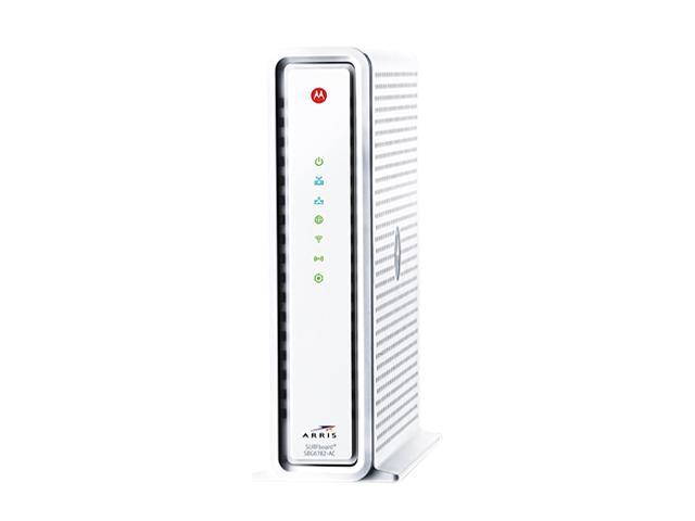 ARRIS SurfBoard Extreme SBG6782-AC DOCSIS 3 0 AC1750 Cable Modem WiFi  Router with build in MoCA (SBG6782-AC) - Newegg com