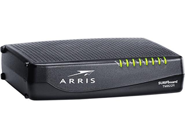 ARRIS Touchstone TM822R Xfinity Internet & Voice Modem - Newegg com