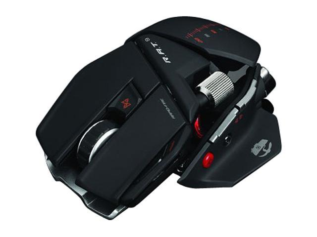 794644fe6b7 Cyborg CCB4370900B2/02/1 Black Mouse - Newegg.com