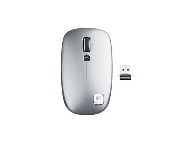 6a2d3d45ce3 Logitech V550 Nano Gray Mouse - Newegg.com