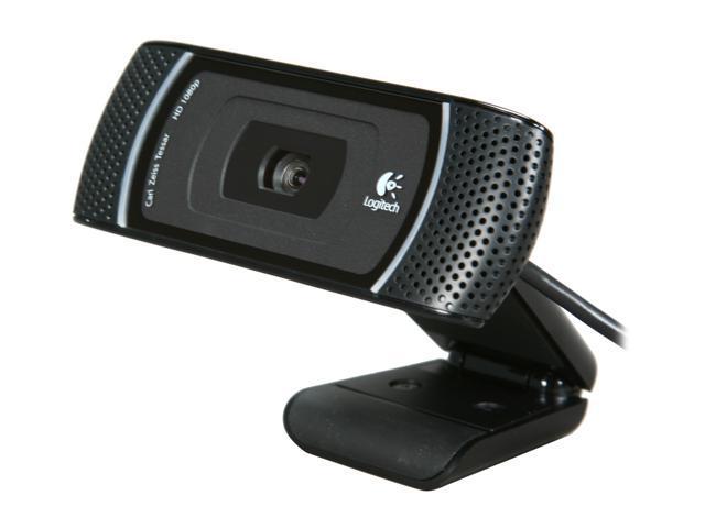 Logitech C910 1080p Hd Pro Webcam Newegg Com