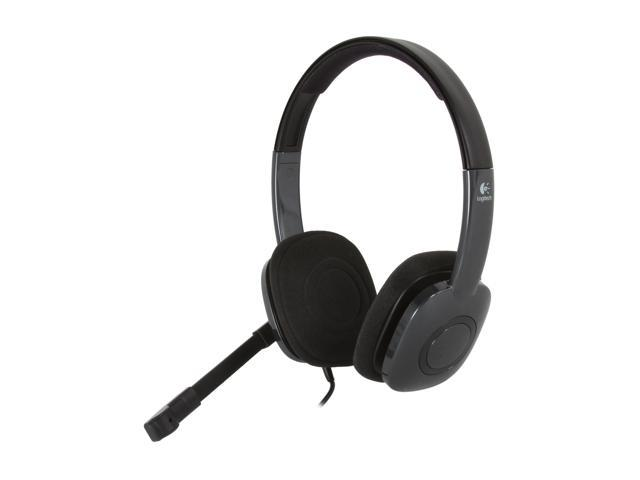 NEW DRIVERS: LOGITECH STEREO HEADSET H250