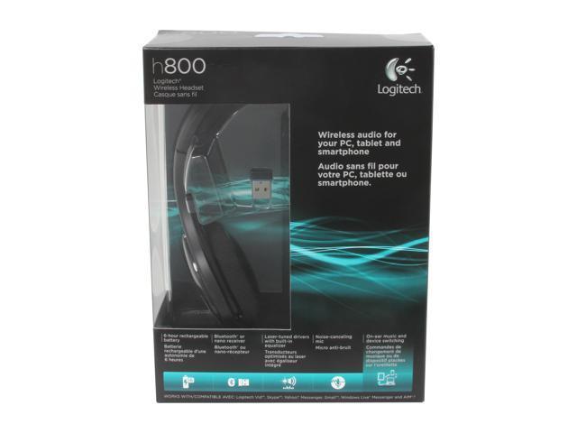 Logitech Astro Gaming H800 Usb Connector Supra Aural Bluetooth Wireless Headset Newegg Com