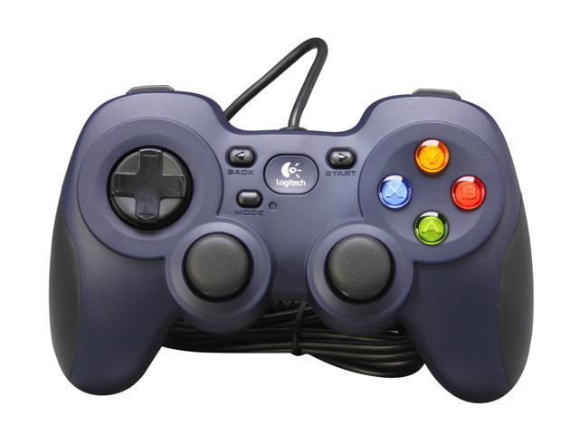 Refurbished: Logitech F310 Gamepad with broad game support and customizable  buttons - Newegg com
