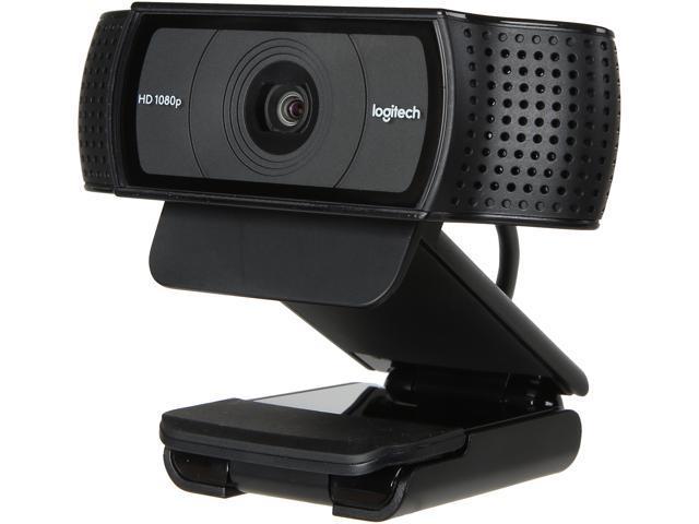 5ea1018c411 Logitech C920 USB 2.0 certified (USB 3.0 ready) HD Pro Webcam