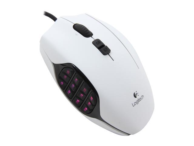 logitech g600 mmo gaming mouse drivers