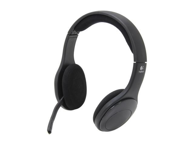 Logitech Wireless Headset H800 For Pc Tablets And Smartphones 981 000337 Newegg Com