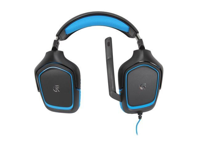 Logitech G430 Surround Sound Gaming Headset: X and Dolby 7 1 (981-000536) -  Newegg com
