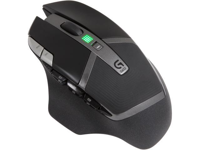 Logitech G602 910 003820 Rf Wireless Optical Gaming Mouse Newegg Com