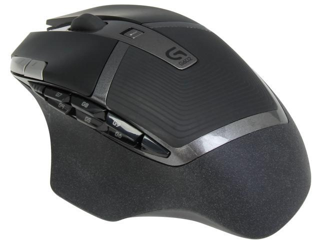 Logitech Recertified 910-003820 G602 Black RF Wireless Optical Gaming Mouse  - Newegg com
