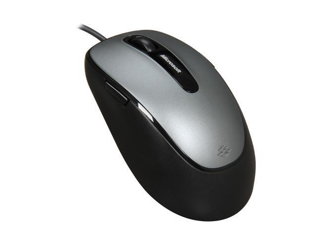Microsoft Comfort Mouse 4500 4EH-00004 Black Wired BlueTrack Mouse -  Newegg com