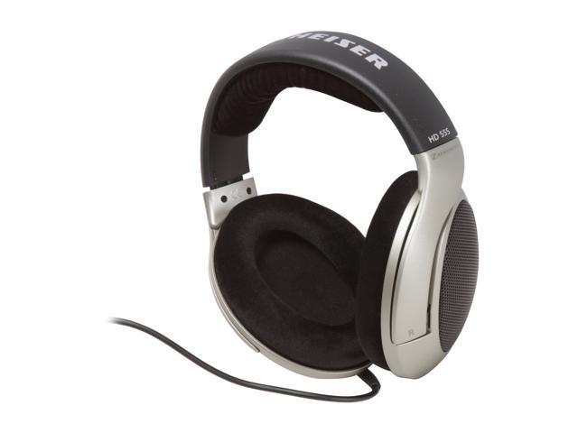 Sennheiser - Surround Sound Headphones (HD 555) - Newegg com