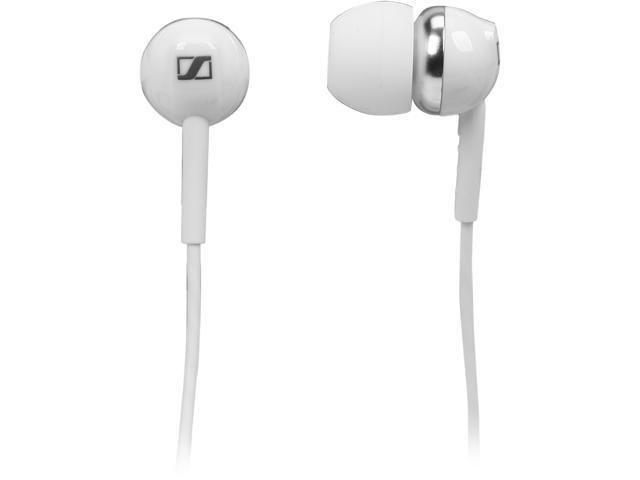 Sennheiser CX 1.00 In-Ear Headphone - White