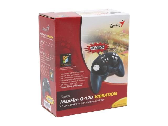 MAXFIRE G 12U VIBRATION DOWNLOAD DRIVER