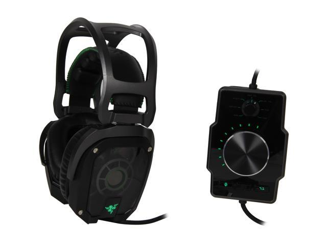5bbad3f8d9c Razer Tiamat 7.1 Surround Sound Over Ear PC Gaming Headset ...