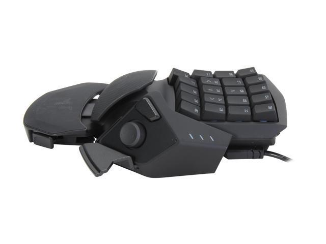 Razer Orbweaver Gaming Keypad - Newegg com