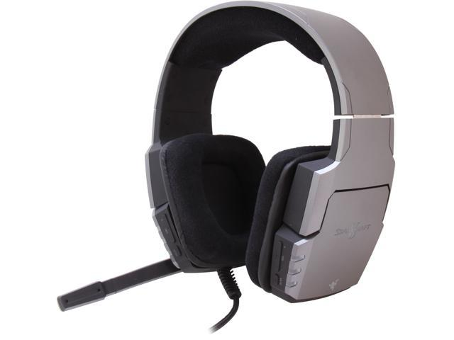 ebcd59a22c7 Razer Banshee StarCraft II Heart of the Swarm Circumaural Gaming Headset -  Newegg.com