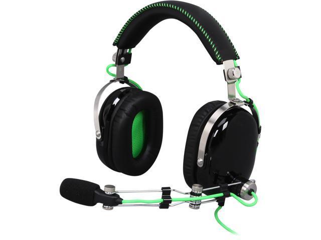 Used Like New Razer Blackshark Gaming Headset Newegg Com