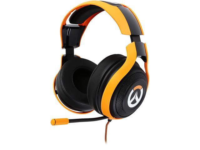 RAZER Man O' War Tournament Edition Analog Gaming Headset - Overwatch  Edition - Newegg com