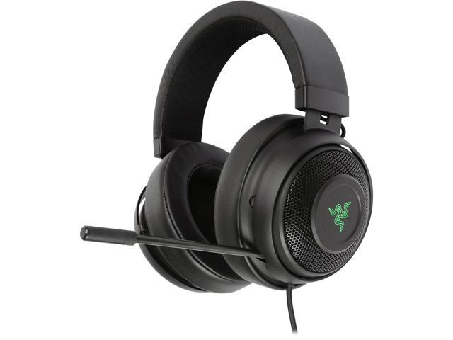 dd8cad9b5df Razer Kraken 7.1 Chroma V2 USB Gaming Headset - Oval Ear Cushions - 7.1  Surround Sound