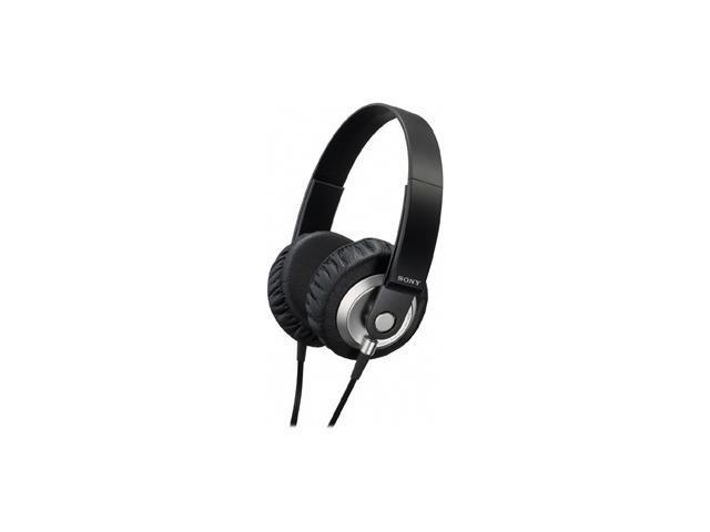 SONY MDR-XB300 On the ear Extra Bass Headphone - Newegg com