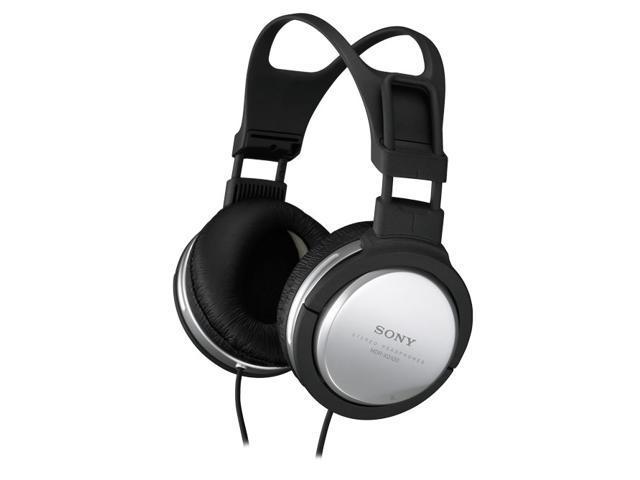 ff913b0654d SONY MDR-XD100 Circumaural Studio Monitor Series Headphones ...