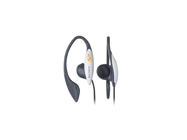 SONY MDR-J11G L-shaped stereo mini Connector Earbud h ear Sports Headphones  - Newegg com