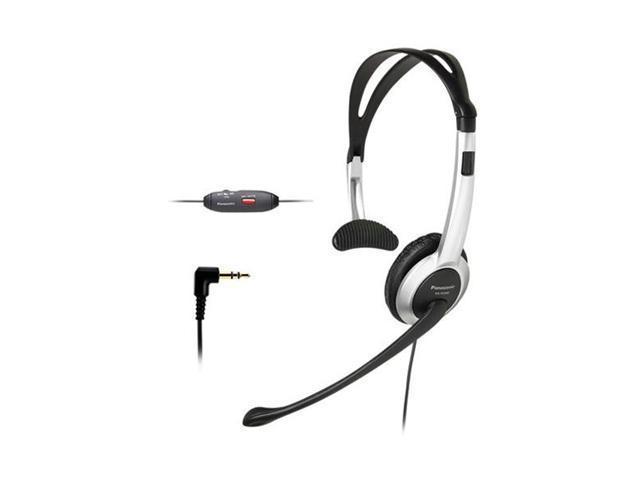 Telephone headset newegg panasonic kx tca430 sub mini phone connector over the head headset fandeluxe Images