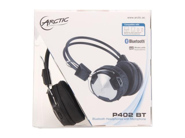 ARCTIC COOLING P402 BT Supra-aural Bluetooth Headphones with Microphone -  Newegg com