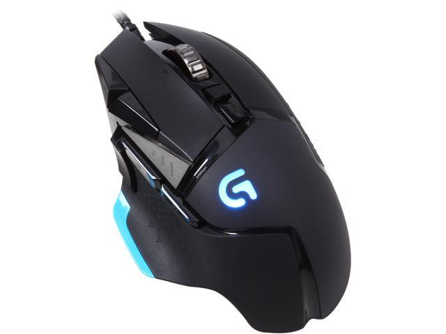 dc801946630 Logitech Recertified 910-004074 G502 Proteus Core Tunable Gaming Mouse with  Fully Customizable Surface,