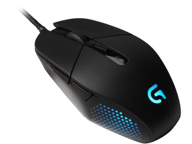 bc648b8298e Logitech G303 Daedalus Apex Performance Edition Gaming Mouse - Newegg.com