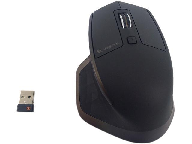 Refurbished: Logitech Recertified 910-004337 MX Master 5-Button 2 Wheels  USB Wireless and Bluetooth Mouse - 1600 dpi - Newegg ca