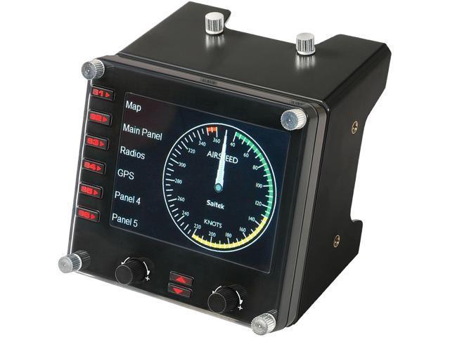 Logitech G Saitek Pro Flight Instrument Panel - Newegg com