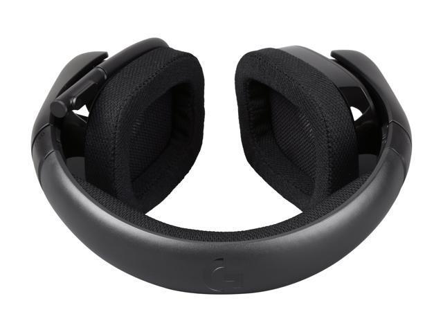 Logitech G533 Wireless DTS 7 1 Surround Sound Gaming Headset - Newegg com