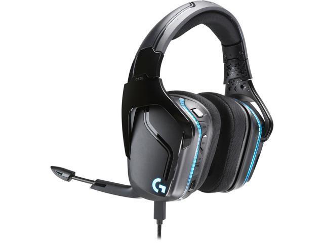 ed6ab058419 Logitech G635 3.5mm/ USB Connector Circumaural Headset