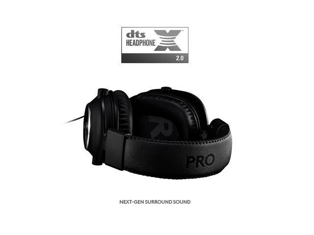 Logitech G Pro X Gaming Headset - Newegg com