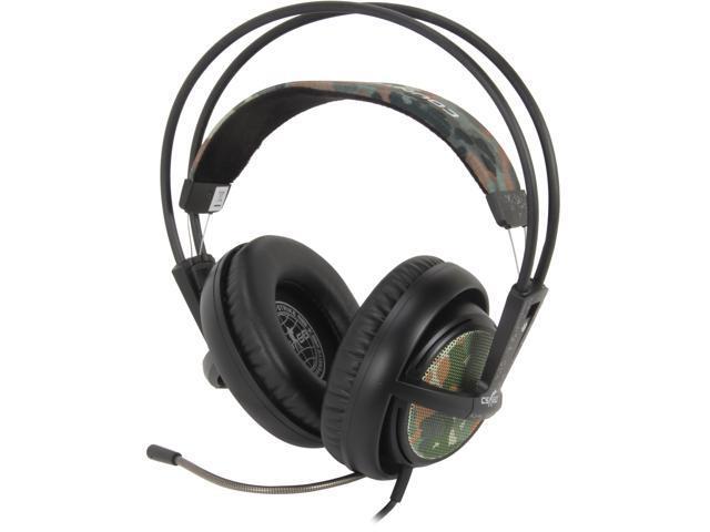 SteelSeries Siberia v2 CS:GO 3 5mm Connector Circumaural Headset -  Newegg com
