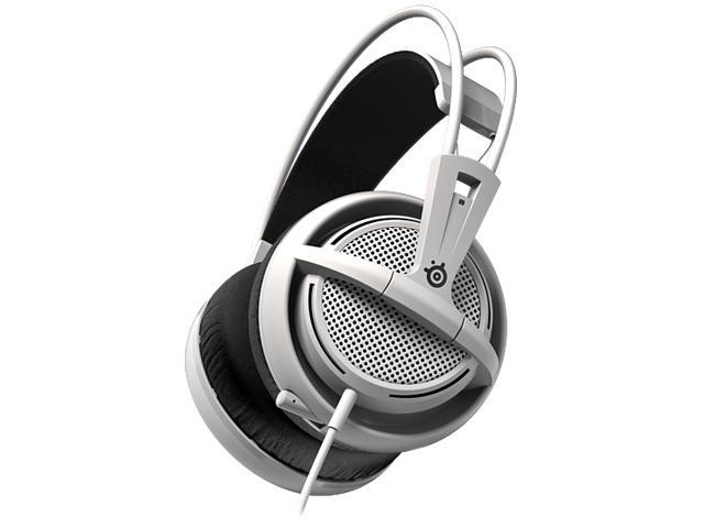 21d6122ce93 SteelSeries Siberia 200 Gaming Headset - White - Newegg.com