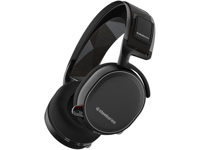 8065a18b950 SteelSeries Arctis 7 Wireless Gaming Headset with DTS Headphone:X 7.1  Surround for PC,