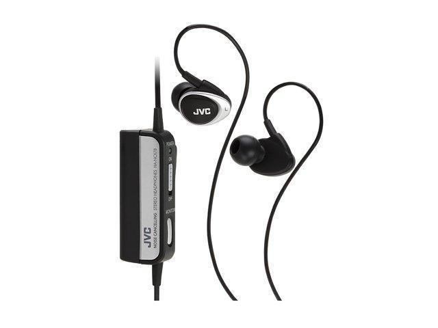jvc ha ncx78 3 5mm gold plated connector canal noise cancelling rh newegg com jvc ha-nc260 noise cancelling headphones review jvc noise cancelling headphones ha-nc250 manual
