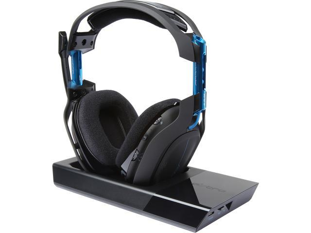 ASTRO Gaming A50 Wireless Dolby Gaming Headset - Black/Blue - PlayStation 4  + PC - Newegg com