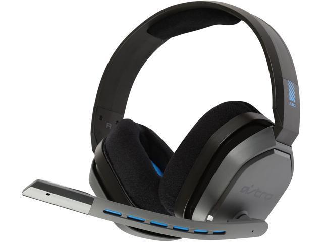 ASTRO Gaming A10 Gaming Headset - Blue/Black - Newegg com