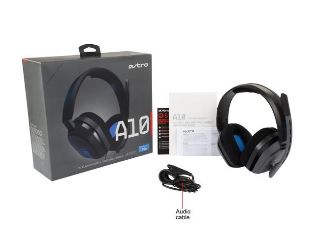 ASTRO Gaming A10 Gaming Headset - Blue/Black - Newegg ca